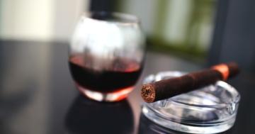 Zigarrenbohrer Material